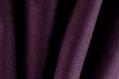 Purple Melton Wool