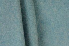 Sky Blue Wool Coating