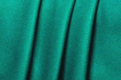 Teal Wool Coating